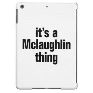 su una cosa del mclaughlin funda para iPad air