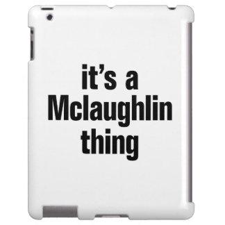 su una cosa del mclaughlin funda para iPad