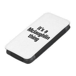 su una cosa del mclaughlin bolsillo para iPhone
