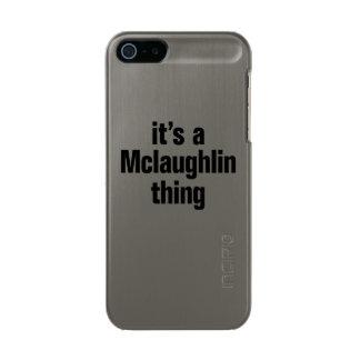 su una cosa del mclaughlin carcasa de iphone 5 incipio feather shine