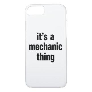 su una cosa del mecánico funda iPhone 7