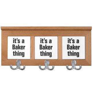 su una cosa del panadero