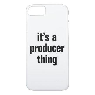 su una cosa del productor funda iPhone 7