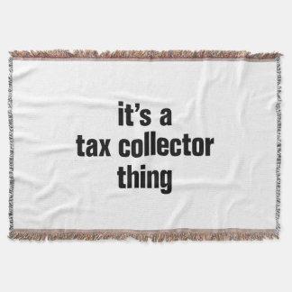 su una cosa del recaudador de impuestos manta