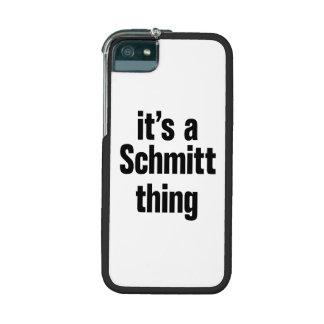 su una cosa del schmitt