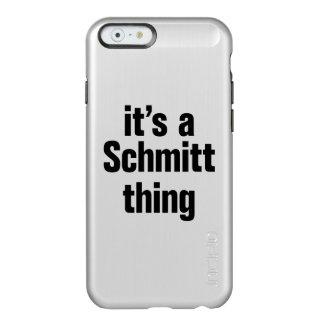 su una cosa del schmitt funda para iPhone 6 plus incipio feather shine