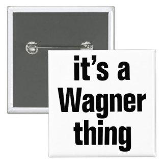 su una cosa del wagner chapa cuadrada 5 cm