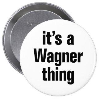 su una cosa del wagner chapa redonda 10 cm