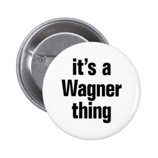 su una cosa del wagner chapa redonda 5 cm