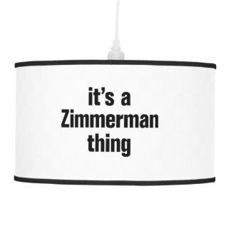 su una cosa del zimmerman lámpara de techo