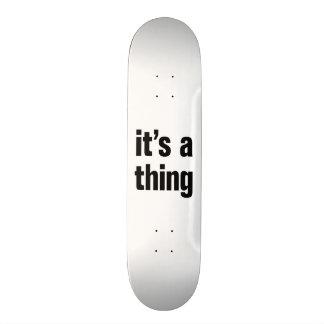 su una cosa skateboards
