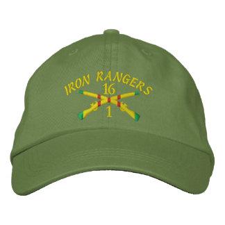Su unidad Vietnam cruzó el gorra bordado los Gorra De Beisbol Bordada