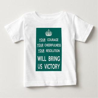 Su valor nos traerá la victoria camisas
