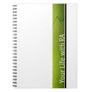 Su vida con el cuaderno del RA