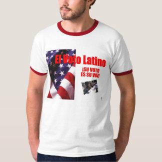 Su Voto Es Su Voz T-Shirt