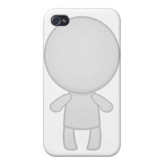 ¡Su zombi en un caso 4/4S del iPhone! iPhone 4 Protector
