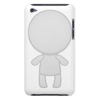 ¡Su zombi en un caso del tacto de iPod! iPod Touch Case-Mate Carcasa
