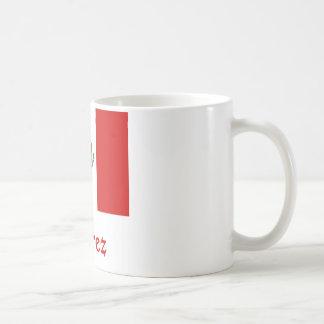 Suárez Mexican Flag Coffee Mug