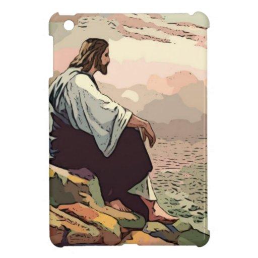 Suave manso de Jesús - y - iPad Mini Protector