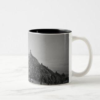 suave taza de café
