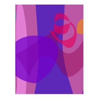 Suavidad fresca de la imagen abstracta del bosque postales