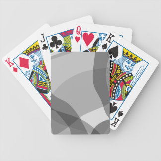 Suavidad monótona baraja cartas de poker