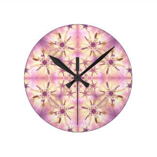 Suavidad Reloj Redondo Mediano