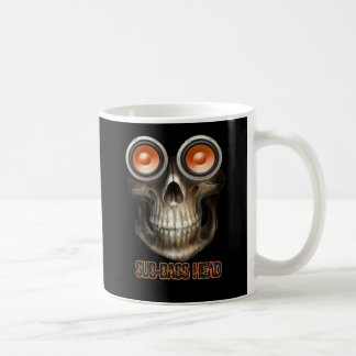 sub bass head Dubstep Coffee Mug
