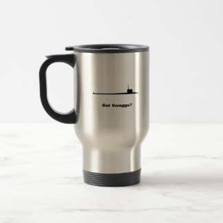 Sub Got Swagga Travel Mug