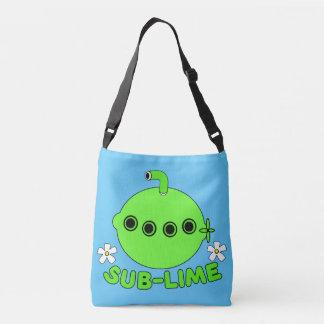 Sub Lime Crossbody Bag