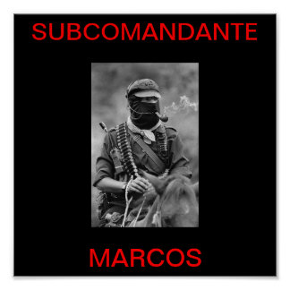 SUB MARCOS POSTERS