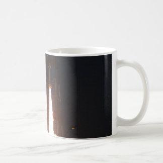 Sub Orbital Rocket Launch Coffee Mug