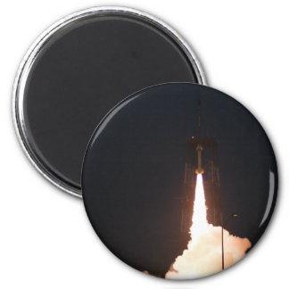 Sub Orbital Rocket Launch Magnets
