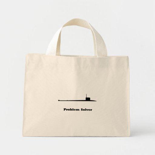 Sub Problem Solver Tote Bags