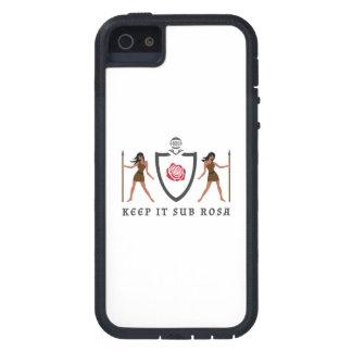 Sub Rosa iPhone 5/5S Tough Xtreme Case