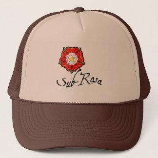 Sub Rosa Trucker Hat