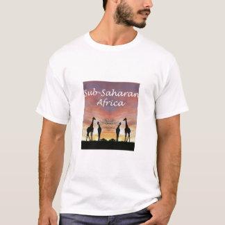 Sub-Saharan Africa T-Shirt