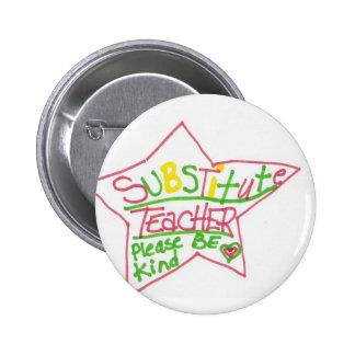 SUB teacher pin
