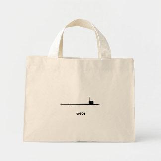 Sub w00t mini tote bag