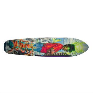 Sub Way Art Theory Skateboard