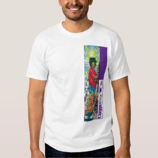 Sub Way Art Theory Tee Shirt