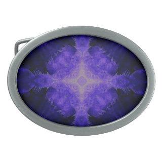 """Sub-Zero"" Mandala Belt Buckle"