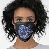 Sub-Zero Polygonal Graphic Face Mask