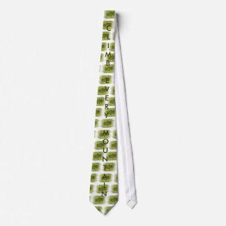 Suba cada lazo de la montaña corbata personalizada