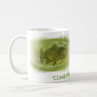 Suba cada taza de la montaña