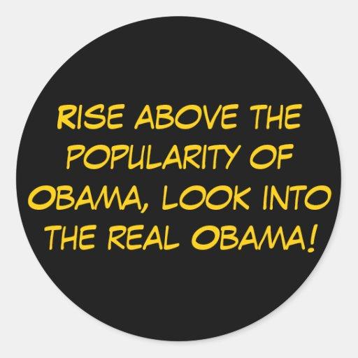 Suba sobre el renombre de Obama, mire en t… Etiquetas