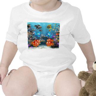 Subacuático Traje De Bebé