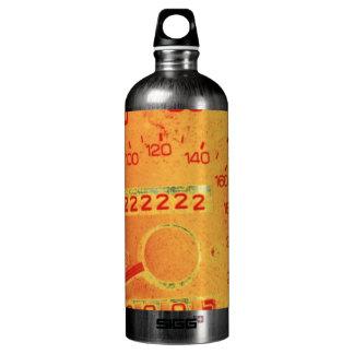 Subaru 222,222 Mile Odometer Aluminum Water Bottle