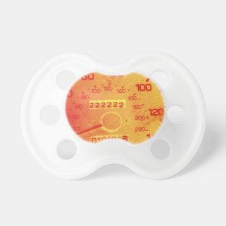 Subaru 222,222 Mile Odometer Baby Pacifiers