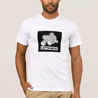 Subaru Boxer Engine T-Shirt